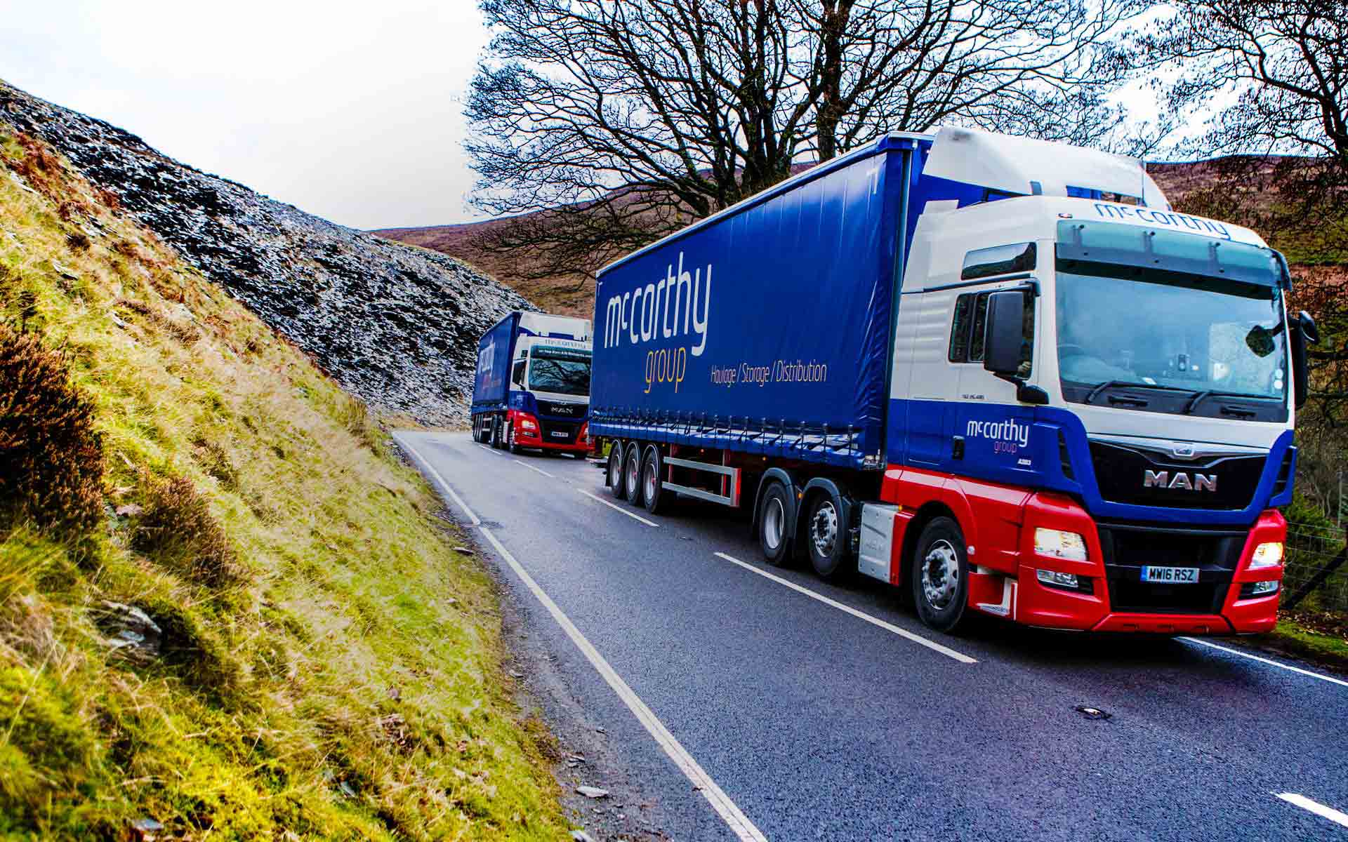 Haulage    Storage    Distribution